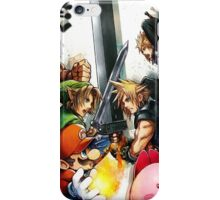 Cloud Smash 4 iPhone Case/Skin
