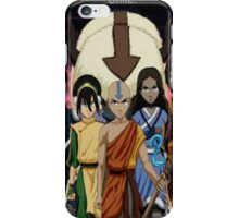 Avatar Unite iPhone Case/Skin