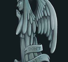 Weeping Angel by blanquiurris
