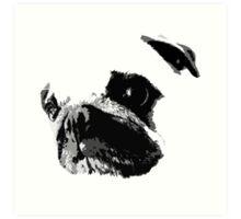 Pug, Carlin, Carlino, Doguillo Art Print