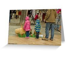 Family Greeting Card