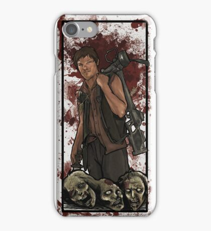 Daryl Dixon iPhone Case/Skin