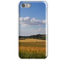 Wiltshire Summer Fields iPhone Case/Skin
