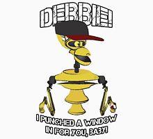 I DID IT FOR DEBBIE! - MST3K Unisex T-Shirt