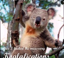 Necessary Koalafications by RyGuy13