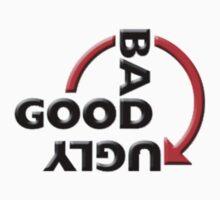 GOOD BAD UGLY version#2 by Tony  Bazidlo
