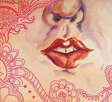 Lips: Little Secrets by jstarkart
