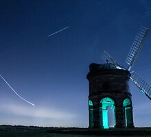 Chesterton light trails by yampy