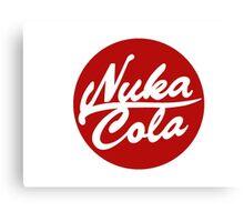 Nuka Cola Canvas Print