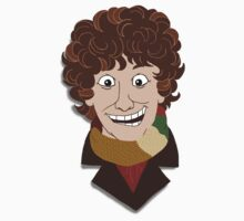 Fourth Doctor by teekyrin