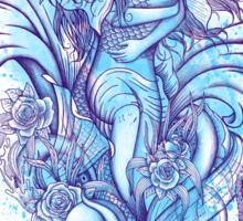 D'Blue Sticker