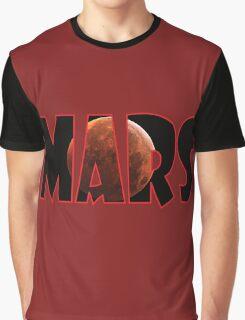 Mars Graphic T-Shirt