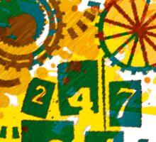 24/7/365 Sticker