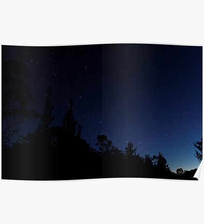 The Southern Cross  (The Constellation Crux) Poster