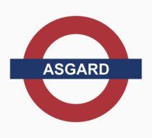 Underground: Asgard Kids Clothes
