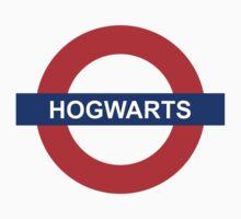 Underground: Hogwarts by JDNoodles