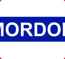 Underground: Mordor Sticker