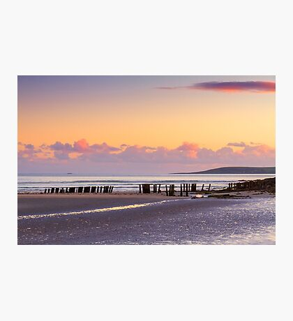 Harbour View Beach Photographic Print
