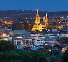 Cork City by Michael Walsh