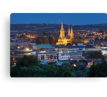 Cork City Canvas Print