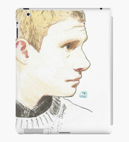 I was a soldier iPad Case/Skin