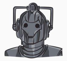 Cyberman Kids Tee