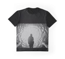 Jackson and the gate (blk/wht) Graphic T-Shirt