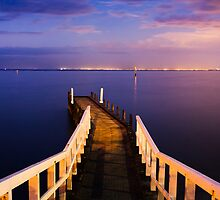 Frankston Small Pier by Joel McDonald