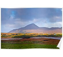 Croagh Patrick, Co.Mayo, Ireland Poster