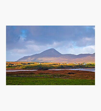 Croagh Patrick, Co.Mayo, Ireland Photographic Print