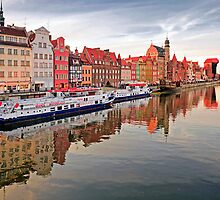 Gdansk, Poland by Michael Walsh