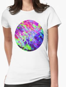 object Color Womens Fitted T-Shirt