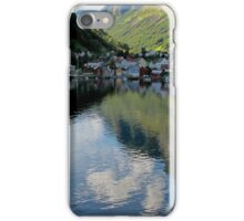 Brilliant Norway Fjord Reflections iPhone Case/Skin