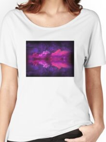 Rays of Reflection Women's Relaxed Fit T-Shirt