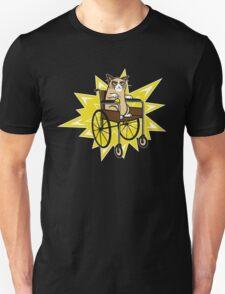 Breaking Grumpy Unisex T-Shirt