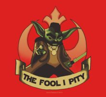The Fool I Pity by aaronradney