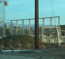 Oxnard Power Plant by mentha