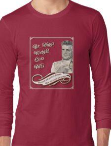 Higgs boson weight loss Long Sleeve T-Shirt