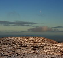Moon Over Brown's Hill by Adrian McGlynn