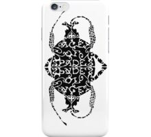Ace of Spades Bug iPhone Case/Skin