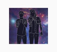 Harry & Louis Galaxy Unisex T-Shirt