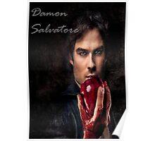 Damon Salvatore Poster