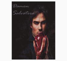 Damon Salvatore Baby Tee