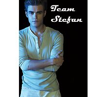 Team Stefan Photographic Print