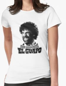 El Guapo Womens Fitted T-Shirt