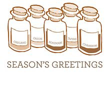 Season's Greetings by rebecca-miller
