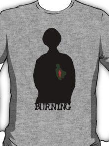 Burning T-Shirt