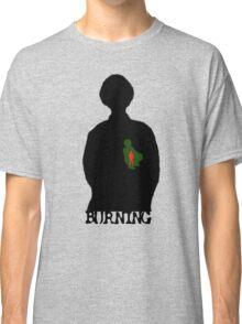 Burning Classic T-Shirt