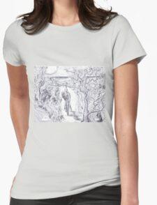 Adventurer Womens Fitted T-Shirt