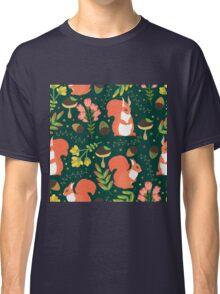 Cute squirrels Classic T-Shirt